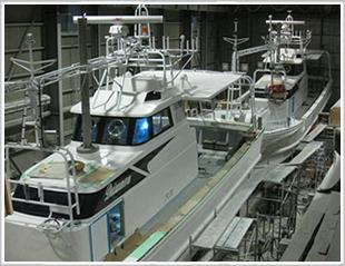 吉川造船所のご案内